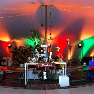 Event Styling - Old Mutual - Day of the Dead 002