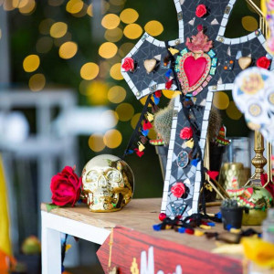 Event Styling - Old Mutual - Day of the Dead 003