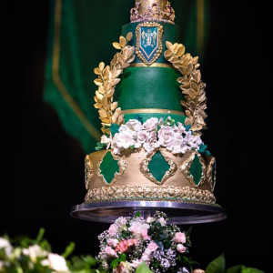 Event Styling - The Emerald Bride 003