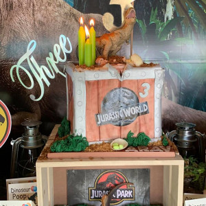 Event Styling - Jurassic World 002