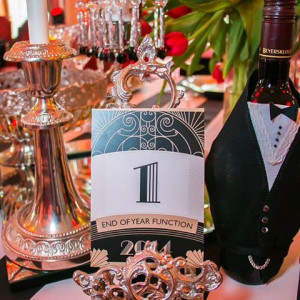 Event Styling - Beier Safety Footwear - Great Gatsby Evening 14