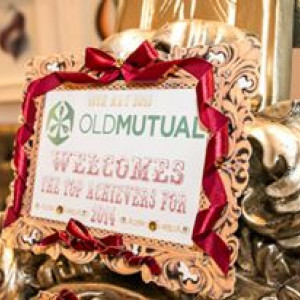 Event Styling - Old Mutual Top Achievers Awards 01