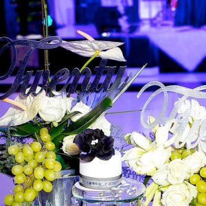 Event Styling - Silver Anniversary 003