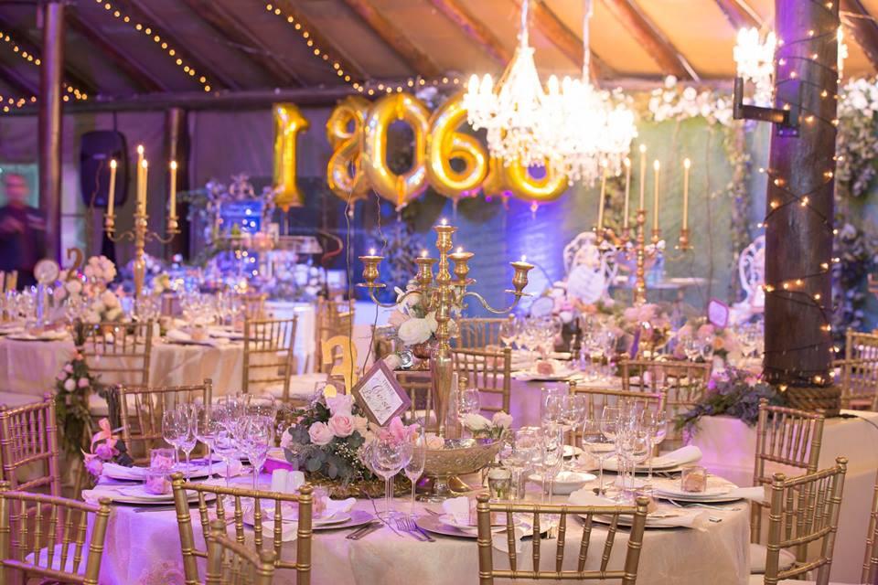 Nadine and Lorenzo's Enchanted Parisian Wedding