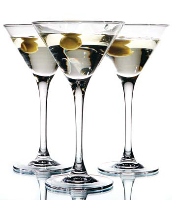 Event Styling™ Shows You How to Make the Perfect Dry Martini
