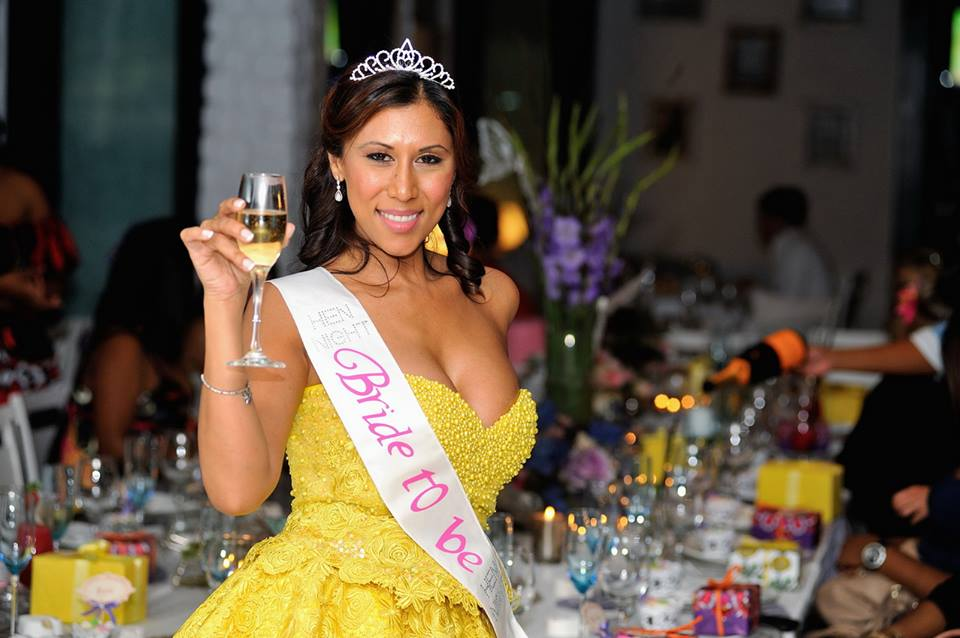 Princess Jolene's Enchanted Bridal Shower In True Event Styling™ Fashion